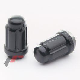 Forged Steel Japan Racing Nuts JN2 12×1,5 Black