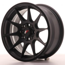 Japan Racing JR11 15×7 ET30 4×100/114 Flat Black