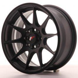 Japan Racing JR11 15×7 ET30 4×100/108 Flat Black