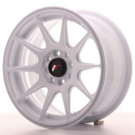 Japan Racing JR11 15×7 ET30 4×100/108 White