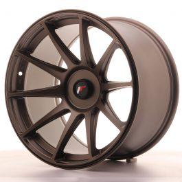 Japan Racing JR11 18×10,5 ET22 Blank Dark Bronze
