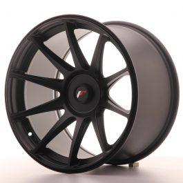 Japan Racing JR11 18×10,5 ET22 Blank Flat Black