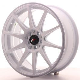 Japan Racing JR11 18×7,5 ET40 5×112/114 White