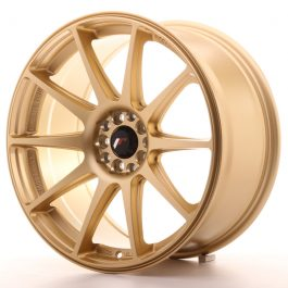 Japan Racing JR11 18×8,5 ET40 5×112/114 Gold