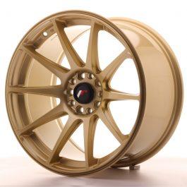 Japan Racing JR11 18×9,5 ET30 5×112/114 Gold