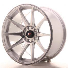Japan Racing JR11 18×9,5 ET30 5×112/114 Silver Mac