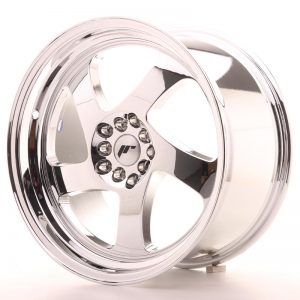 Japan Racing JR15 18×9,5 ET40 5×112/114 Vac Chrome