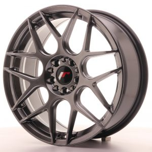 Japan Racing JR18 18×7,5 ET40 5×112/114 Hyper Blac