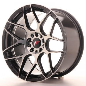 Japan Racing JR18 18×9,5 ET40 5×112/114 Black Mach