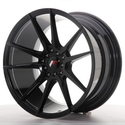 JAPAN RACING Japan Racing JR21 18x9,5 ET35 5x100/120 GlossBlack 9.50x18