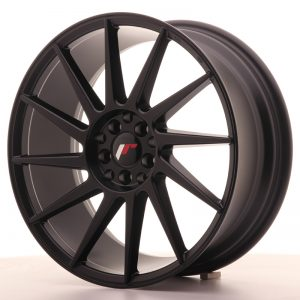 Japan Racing JR22 18×7,5 ET40 5×112/114 Matt Black