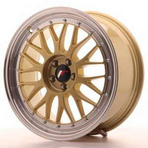 Japan Racing JR23 18×8 ET40 5×112 Gold