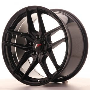 Japan Racing JR25 18×9,5 ET40 5×112 Glossy Black