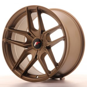 Japan Racing JR25 18×9,5 ET40 5H Blank Bronze