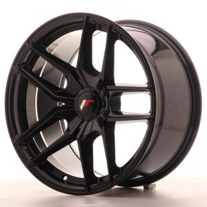 Japan Racing JR25 18×9,5 ET40 5H Blank Glossy Bl