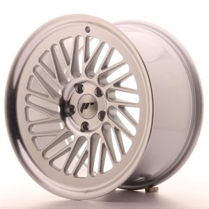 Japan Racing JR27 18×9,5 ET40 5×112 Machined Silve