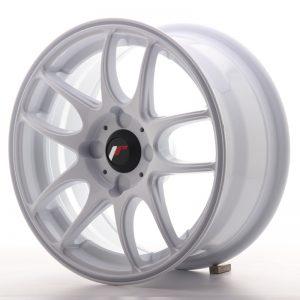 Japan Racing JR29 15×7 ET20-35 4H Blank White