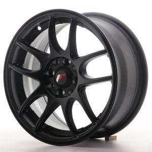 Japan Racing JR29 15×7 ET35 4×100/108 Matt Black