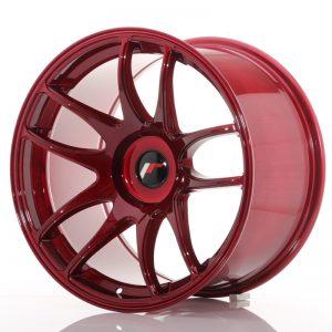Japan Racing JR29 18×10,5 ET25 Blank Platinum Red