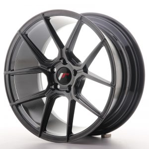 Japan Racing JR30 18×8,5 ET40 5×112 Hyper Black