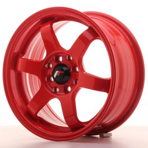 Japan Racing JR3 15×7 ET40 4×100/114 Red