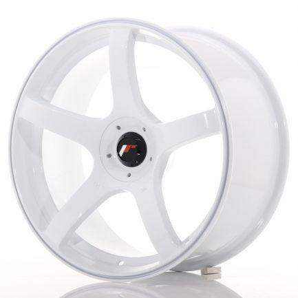 JAPAN RACING Japan Racing JR32 18x8,5 ET20-38 5H Blank White 8.50x18