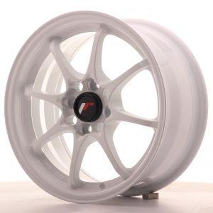 Japan Racing JR5 15×7 ET35 4×100 White
