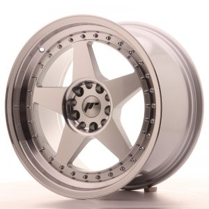 Japan Racing JR6 18×9,5 ET40 5×112/114,3 Silver Ma