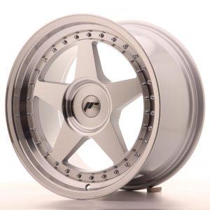 Japan Racing JR6 18×9,5 ET20-40 Blank Silver Machi