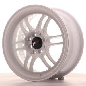 Japan Racing JR7 15×7 ET38 4×100/114 White