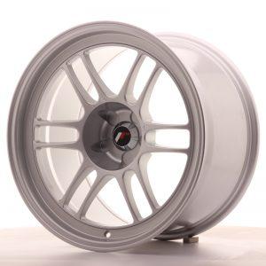 Japan Racing JR7 18×10,5 ET15 5H Blank Silver