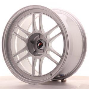 Japan Racing JR7 18×9,5 ET15 5H Blank Silver