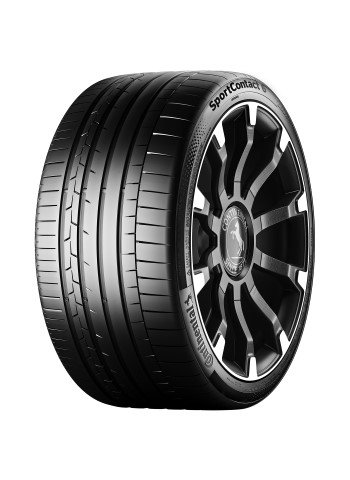Continental SportContact 6 XL 255/40-19 (Y/100) Kesärengas