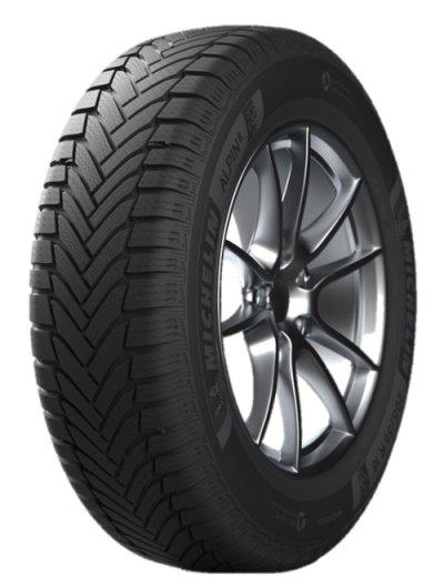Michelin Alpin 6 195/65-15 (T/91) Kesärengas