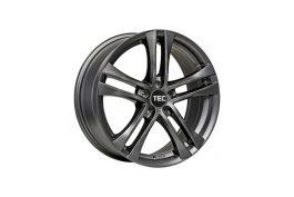 TEC Speedwheels AS4 Gun metal CB: 72.5 7.5×17 ET: 50 – 5×114.3
