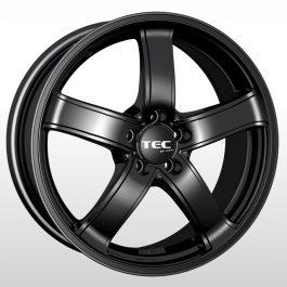 TEC Speedwheels AS1 Schwarz seidenmatt CB: 70.2 7×16 ET: 38 – 5×115