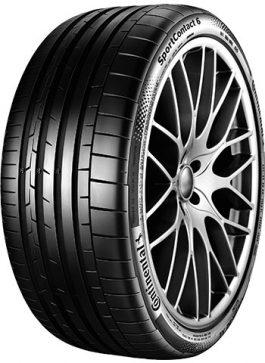 Continental SportContact 6 275/45-21 (Y/107) Kesärengas