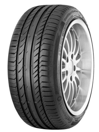 Continental SportContact 5 XL 245/35-18 (Y/92) Kesärengas