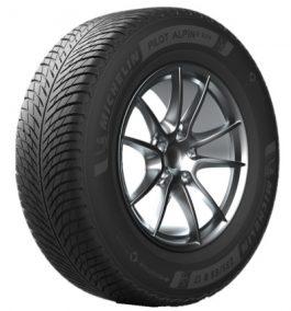 Michelin Alpin 5 XL ZP (*) 225/60-18 (H/104) Kesärengas