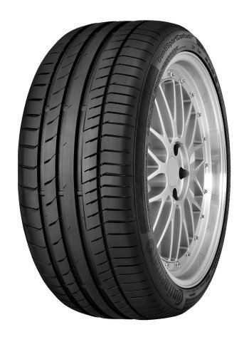 Continental Conti- SportContact 5 (N0) FR 235/55-19 (Y/101) Kesärengas