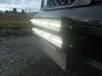LED-lisävalojen asennus autoon – can väyläiset