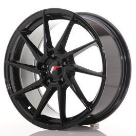 Japan Racing JR36 18×8 ET45 5×112 Glossy Black