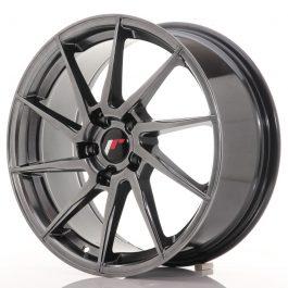 Japan Racing JR36 18×8 ET45 5×112 Hyper Black