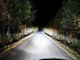 W-LIGHT STORM LED KAUKOVALO 12-48V 120W