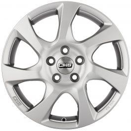 CMS C24 Silver 6.5×16 ET: 48 – 4×100
