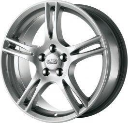 CMS C9 Silver 7×16 ET: 45 – 5×108