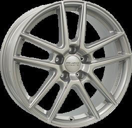 ANZIO SPLIT Silver 8.0×18 ET: 45 – 5×112