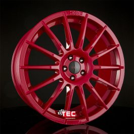 TEC Speedwheels AS2 Red CB: 72.6 7.5×17 ET: 35 – 5×120