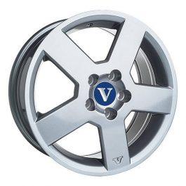V-Wheels Pegasus Silver 7.5×17 ET: 43 – 5×108