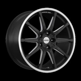 Speedline Corse SC1 RACING BLACK-MATT-RIM-CUT 10.5×20 ET: 28 – 5×112